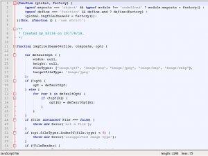 JavaScript пример